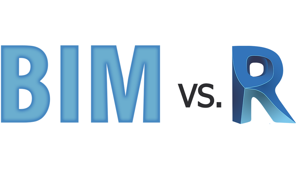 BIM vs Revit