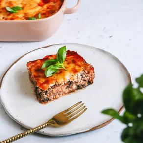 Beef & Eggplant Lasagne