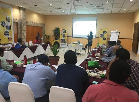 Primera Reunión de Socios MAPA- México