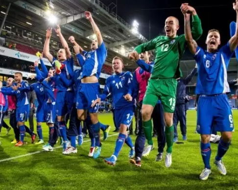 Iceland's Euro2016 Dream Continues