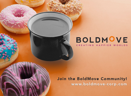 Call for Community Members: join BoldMove in Creating Happier Worlds!