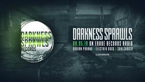 Tonight on Exode Records Radio [Darkness Sprawls]