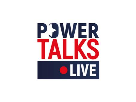 Power Talk Live de Julio con Mauricio Cárdenas.