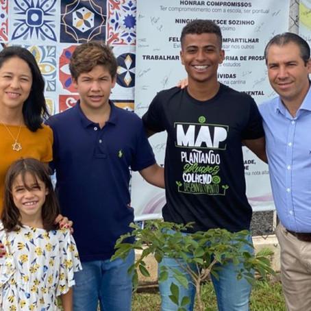 Maracaju precisa viver a democracia, por isso sou pré-candidato a Prefeito' diz Thiago Caminha.