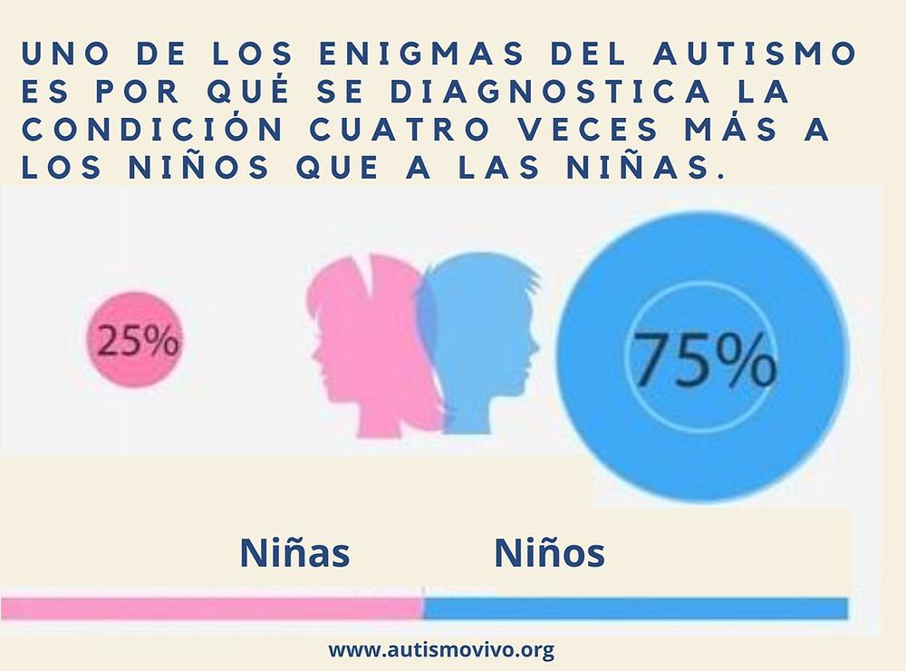 Infografía Autismovivo.org