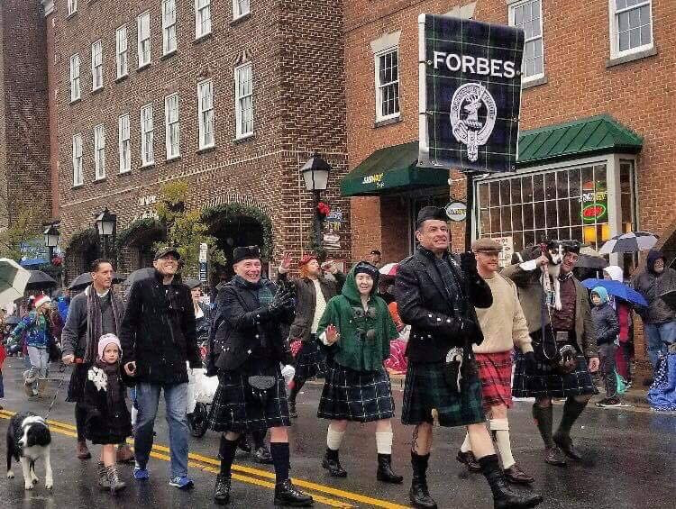 2018 Scottish Walk
