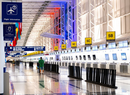 Only Three Top International Airports Pass Basic Cybersecurity Checks