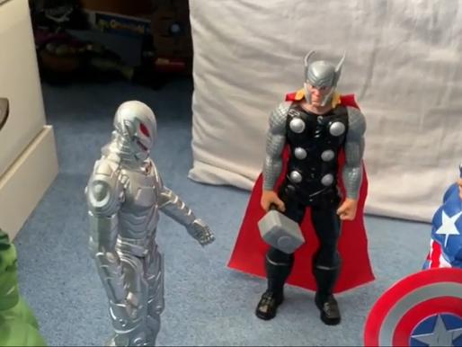 Avengers: Revenge of Ultron
