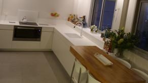 משטחי קוריאן לאי במטבח