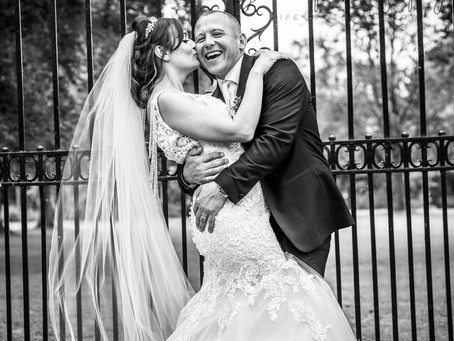 Trisha and Paul's Wedding at Inglewood Manor