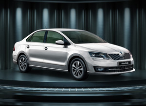ŠKODA RAPID TSI AT - The convenience of an Automatic Transmission with the robustness of the Turboch