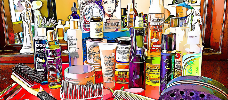 Black Hair Care Products and Services in Costa Rica