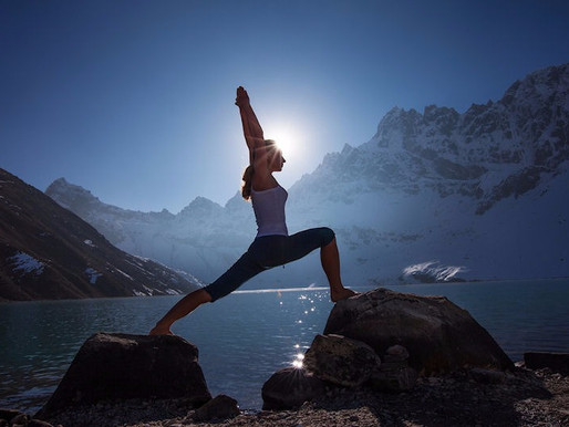 New Flow Yoga Class- Wickham