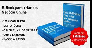 E-book Crie seu negócio online