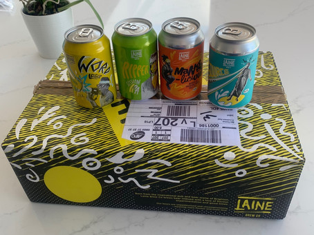Blog #51. Mango-licious by Laine Brew Co. BRING BACK THE PUBS!