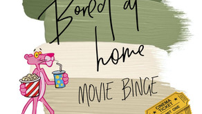 Bored at home 'Movie Binge'