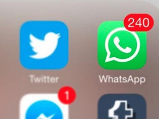 WhatsApp limita el reenvío de mensajes, imágenes y videos