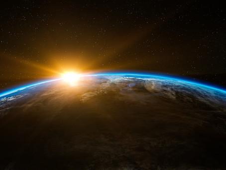 """""""Maker of Heaven and Earth, for Jesus' Sake"""""""