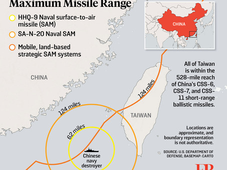 Preventing a Chinese Ultimatum on Taiwan