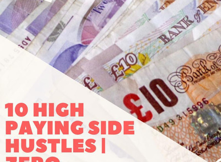 10 High Paying Side Hustles You Can Start Today 2020 | With Zero Experience!