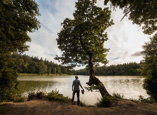 The Magic of Shearwater Lake - Longleat Estate