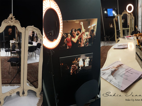 3rd Day @ EXPO WEDDING 2019! For your special wedding moments @ Sakis Isaakidis περίπτερο 53!
