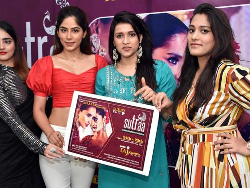 Sutraa To Conduct Grand Fashion Exhibition  Show At Taj Krishna On 24TH & 25TH NOVEMBER, 2020