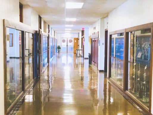 Student Locker Clean Up Schedule