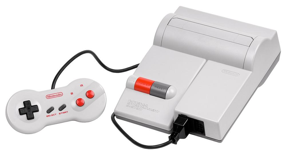 The redesigned NES 101 'Toploader'