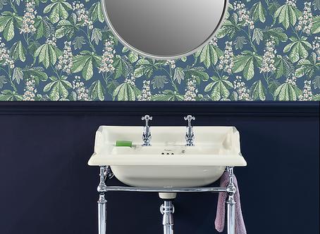 A revival in the bathroom - Ivoire de Medici