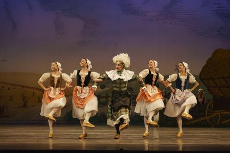 Birmingham Royal Ballet in La Fille Mal Gardée