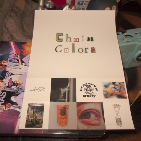 Chain Colors   ART GROUP EXHIBITION