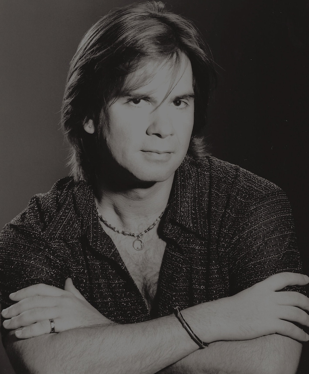 Daniel Link: Official GHOST STORIES press photo. 2001 by Brenda Ladd