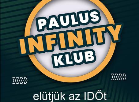 Infinity klub a Bikás parknál