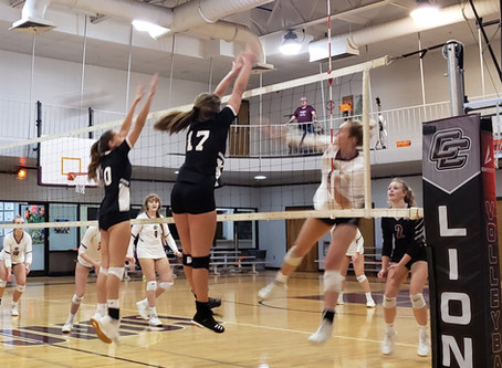 Lady Wildcats take another victory from Concord Christian