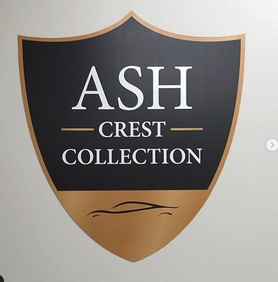 Ash Crest Collection Porsche Collection