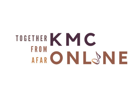 Together from Afar:  KMC Online Musical Theatre programs this Fall!