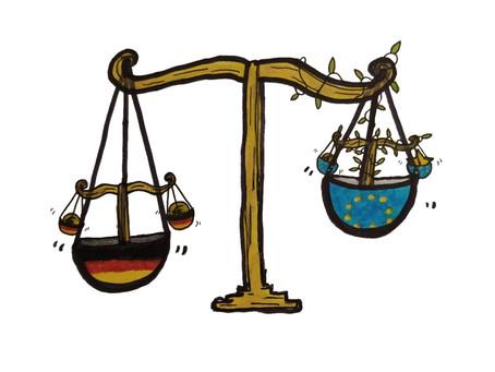 A revanche Alemã contra a bazuca Europeia