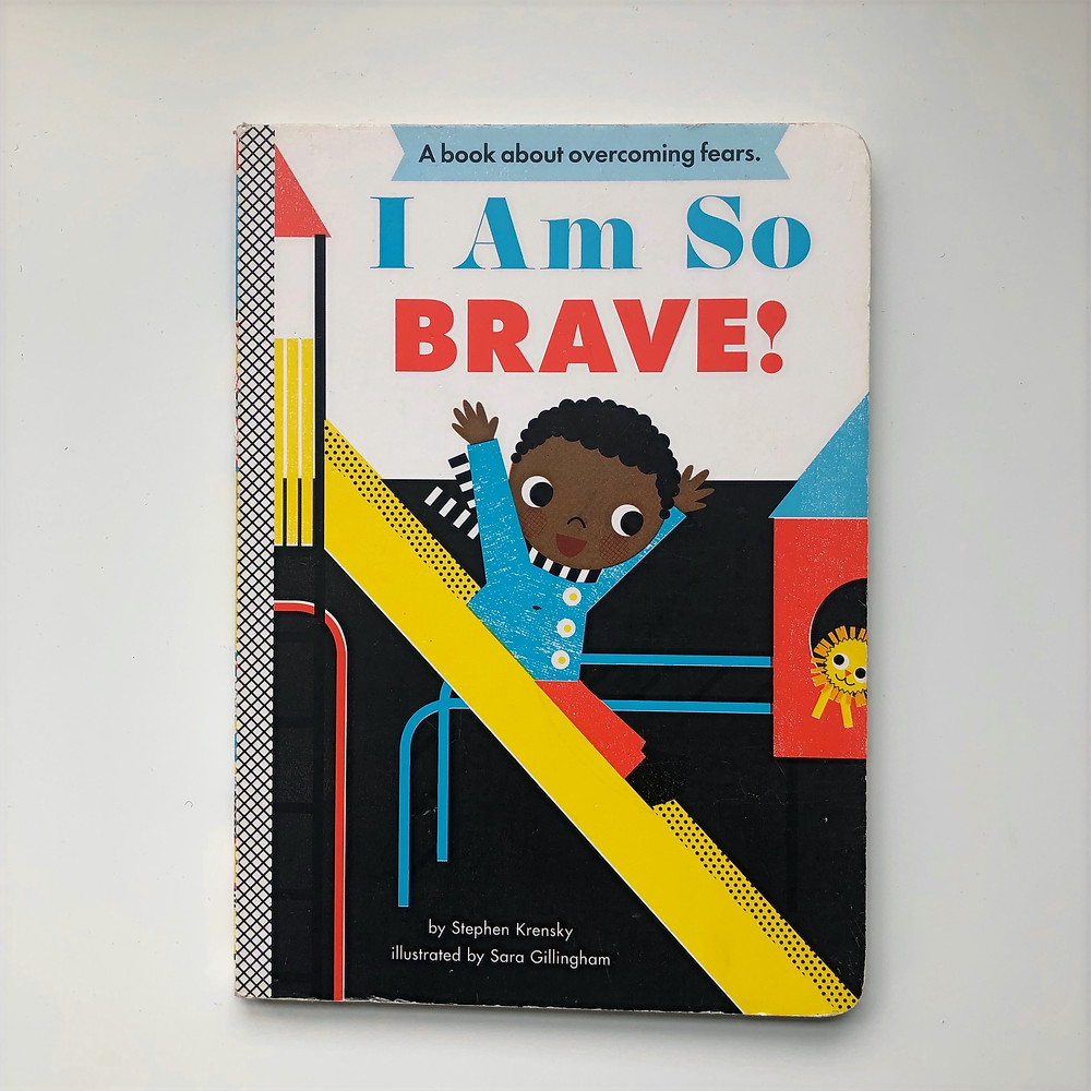 being brave board book