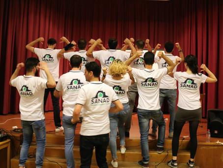 منظمة سند الخيرية ... مشروع سوري جديد مفعم بروح الشباب