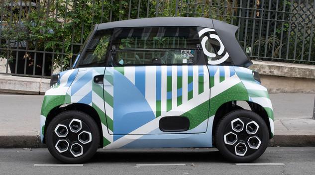 Citroën AMI : Retrouvez les essais de Turbo et AutoMoto