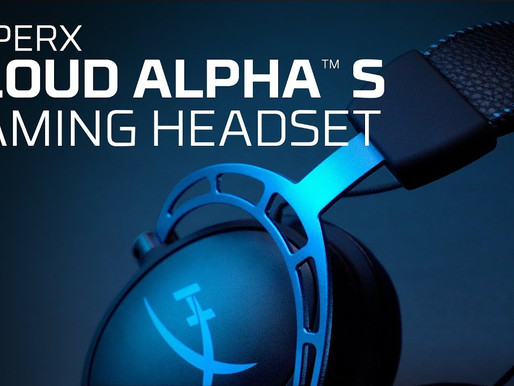 HyperX Launches Cloud Alpha S Gaming Headset in India at ₹13,200/-