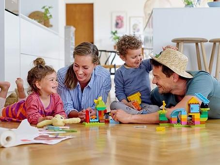 Παιδιά και καραντίνα : Παραμένουμε σπίτι & δημιουργικοί