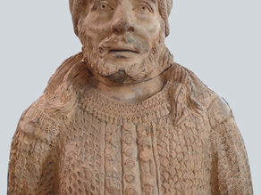 The Conservation of a Terracotta Barbary Pirate