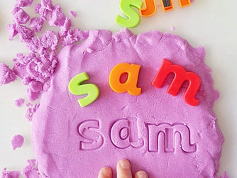 10 playful ways to teach your child their name
