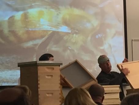 Beginner Beekeeping Class 2018