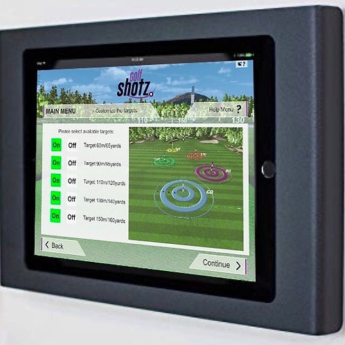 Golf Shotz Outdoor IPAD protection