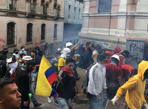 Lenín Moreno regresa a Quito