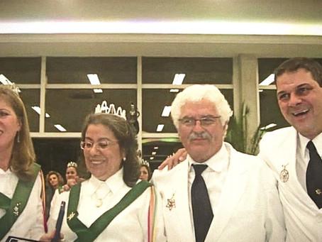 SAUDADES, GRATIDÃO e AMOR eternos, Padrinho Fernando.
