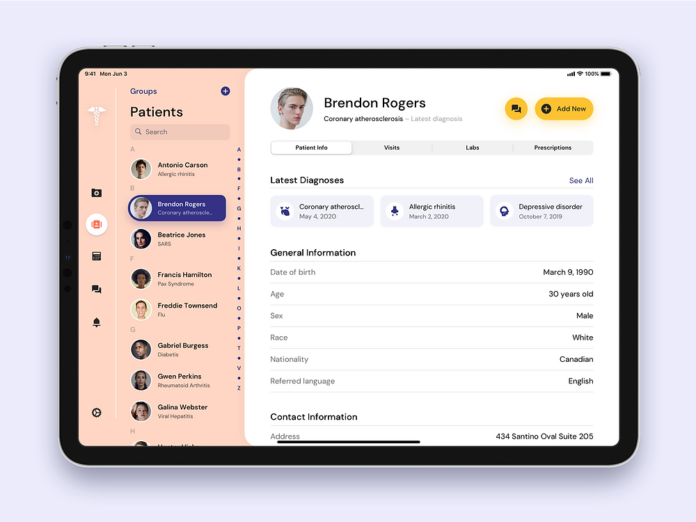 E-Prescription Platform